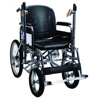 КвД-22 (Безкоштовне забезпеченя) Крісло колісне дорожнє базове