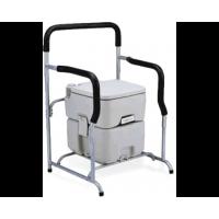 СтД-07 Крісло-стілець без коліс, не складане, з біотуалетним блоком