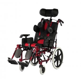 КкД-16 Крісло колісне з розширеними функціями, універсальне, для дітей хворих на ДЦП
