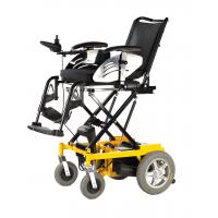 КеД-36  Крісло колісне з електричним приводом та сервокеруванням на задні колеса