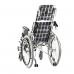 КкД-04-01 (Безкоштовне забезпечення) Крісло колісне багатофункціональне базове (Реклайнер)