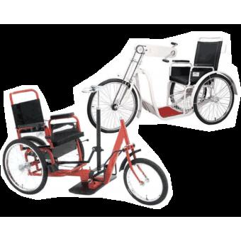 КвД-25 Крісло колісне базове, дорожне
